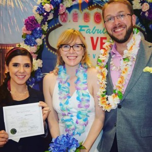 Breon Jenay - Wedding Officiant in Las Vegas, Nevada