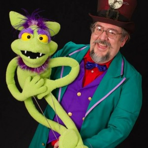 Brett DeBruyn - Puppet Show / Children's Party Entertainment in Des Moines, Iowa
