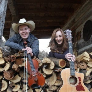 Brett & Sophia - Bluegrass Band in Springfield, Missouri