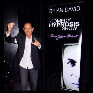 Brian David Comedy Hypnosis Show! - Hypnotist in Chicago, Illinois