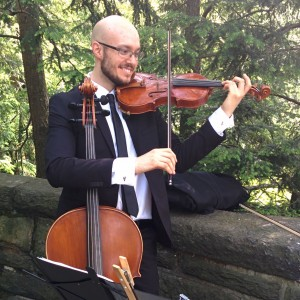 Brian Ford, Violin - Violinist in New York City, New York