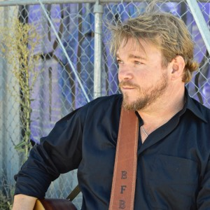Brian Francis Baudoin - Singing Guitarist in Los Angeles, California