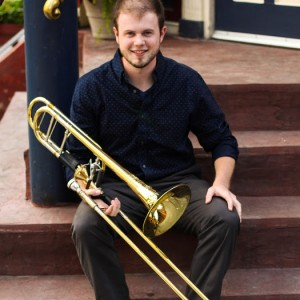 Brian McDonie - Trombone Player in Bloomington, Indiana