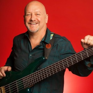 Brian Rooney, bass and vocals