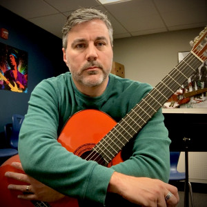 Brian Vaccaro: Guitarist - Guitarist / Bossa Nova Band in St Louis, Missouri