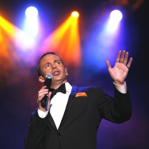 Brian Duprey Celebrates Sinatra - Frank Sinatra Impersonator / Oldies Tribute Show in Las Vegas, Nevada