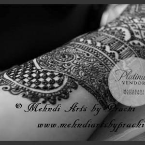 Bridal and Arabic Henna artist