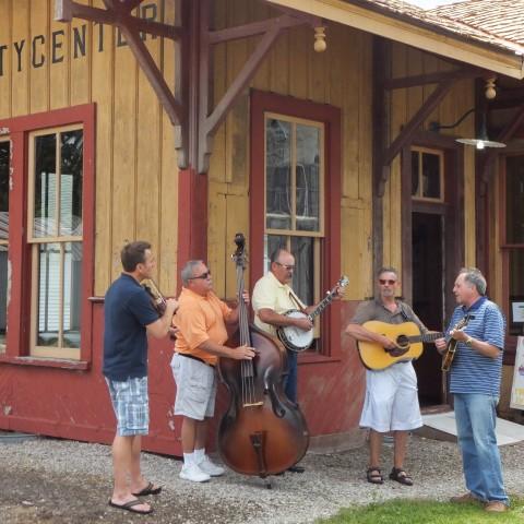 hire bridge county bluegrass band bluegrass band in toledo ohio. Black Bedroom Furniture Sets. Home Design Ideas