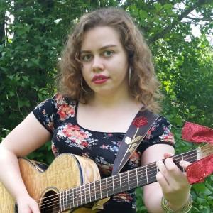 Brieanita - Singing Guitarist in Nashville, Tennessee