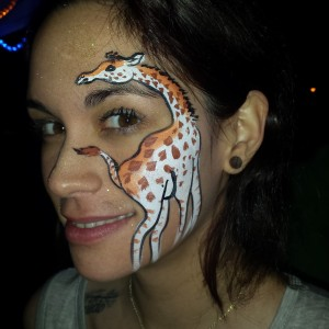 Brightening Artworks - Face Painter / Body Painter in Springfield, Missouri