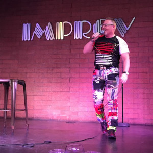 Brit - Comedian in Phoenix, Arizona