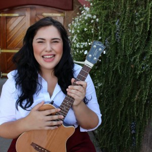 Brit Rodriguez - Ukulele Player / Singing Telegram in Los Angeles, California