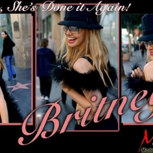 Cherise as Britney Spears - Britney Spears Impersonator in Los Angeles, California