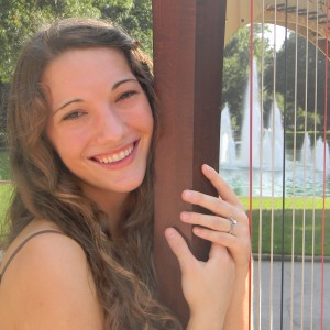 Brittany Lee- Harpist - Harpist / Celtic Music in Cheyenne, Wyoming