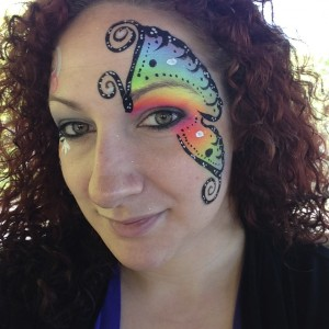 Faces By Brittany - Face Painter / Body Painter in Pensacola, Florida