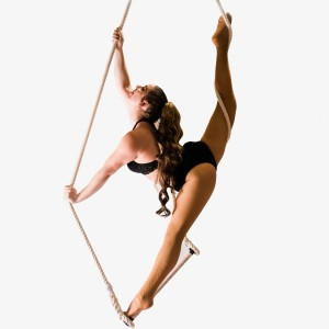 Brittany Sparkles - Aerialist in Fort Myers, Florida