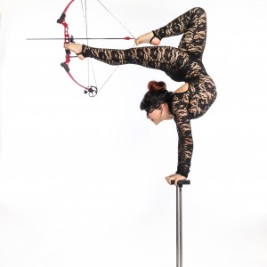 Brittany Walsh - Contortionist in Portland, Oregon