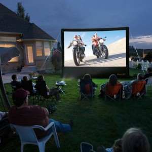 Broadway Productions - Outdoor Movie Screens in San Angelo, Texas