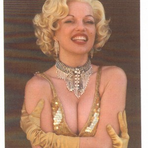 Bronni Bakke - Marilyn Monroe Impersonator / Female Model in Palo Alto, California