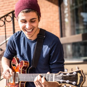 Bronsen Euard - Singing Guitarist / Wedding Musicians in Lake City, Pennsylvania