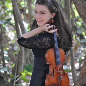 Brooke Gunter - Violinist in Stuart, Florida