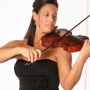 Brooksley Bishop Violinist - Violinist / 1990s Era Entertainment in Pasadena, California