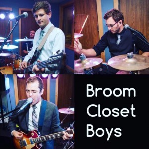 Broom Closet Boys - Party Band / Wedding Musicians in Traverse City, Michigan