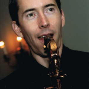 Bruce Elliot Saxophone - Saxophone Player in Keene, New Hampshire