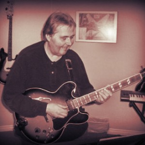 Bruce Noble  (Bruce Noble Duo) ex. - Jazz Guitarist in Halifax, Nova Scotia