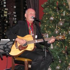 Bruce Petrie - Singing Guitarist in Las Vegas, Nevada