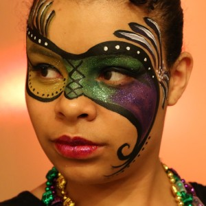 Brushes and Blessings - Face Painter in Salem, Oregon