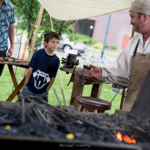 "Bryan Dale Headley - "" The Singin' Blacksmith "" - Educational Entertainment / Historical Character in West Salem, Illinois"
