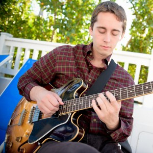 Bryan Dubrow - Jazz Band / Jazz Guitarist in Miami, Florida