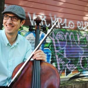 Bryan Holt, cellist