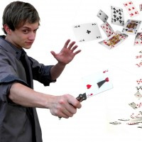 Bryan Sanders - Comedy Magician in Morehead City, North Carolina