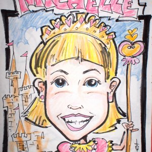 Bryan Toy Caricatures
