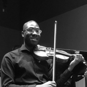 Bryant Hilaire - Violinist in Greenville, North Carolina