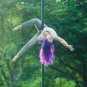 Brynne Levy - Pole Artist - Aerialist / Dancer in Charlottesville, Virginia