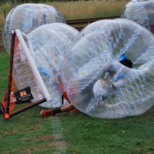 Bubble Ball'N, LLC - Sports Exhibition in Roseville, California