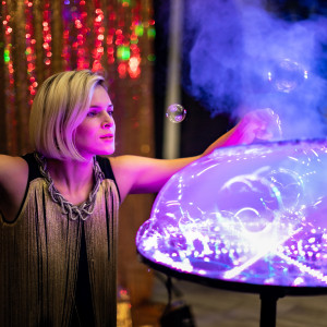 Alluring Bubble Adventures - Bubble Entertainment / Variety Entertainer in Austin, Texas