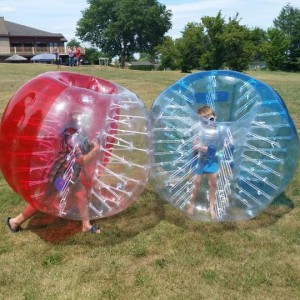 Bubble Soccer - New, Fun and Awesome - Party Inflatables in Brampton, Ontario