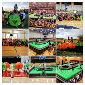 Bubble Soccer - Ultimate Bubble Sports - Party Inflatables / Party Rentals in Springfield, Missouri