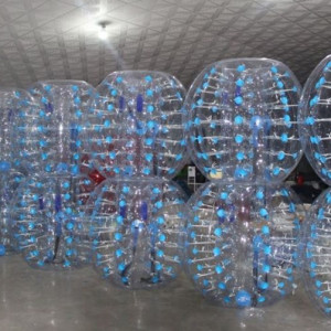 Bubble Soccer Hire - Party Inflatables / Family Entertainment in Sydney, Nova Scotia