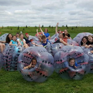 Bubble Soccer Minnesota