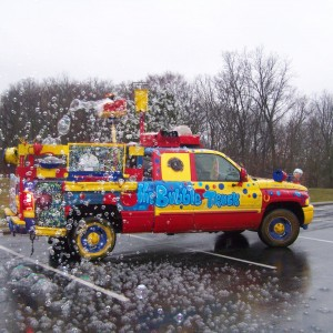 Bubble Truck - Children's Party Magician / Children's Party Entertainment in Louisville, Kentucky