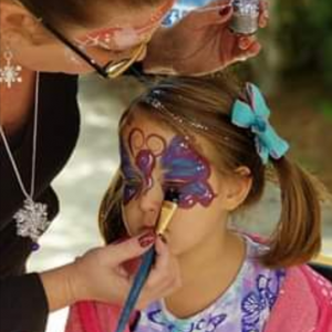 Dream Weaver Conway - Face Painter / Strolling/Close-up Magician in Conway, South Carolina