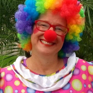 Bubbles the Clown - Clown / Face Painter in Vero Beach, Florida