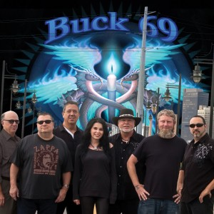 Buck69: Electric Blues & Roots Rock Band - Rock Band / Classic Rock Band in Toledo, Ohio