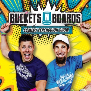 Buckets N Boards - Drum / Percussion Show / Interactive Performer in Branson, Missouri