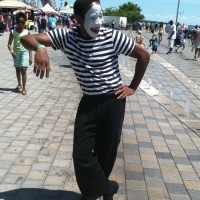 Buddah the Mime - Actor in Detroit, Michigan
